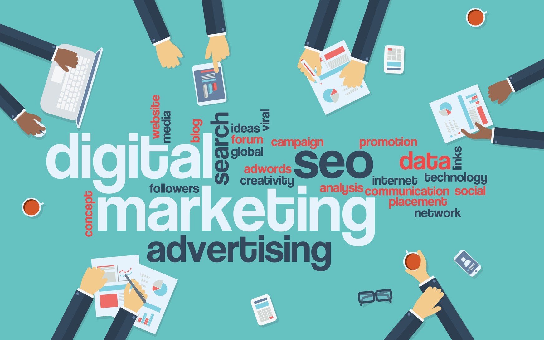 7 tendências do marketing digital para 2018