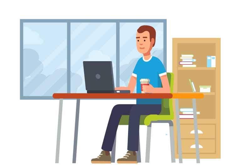 9 dicas para quem trabalha em home office