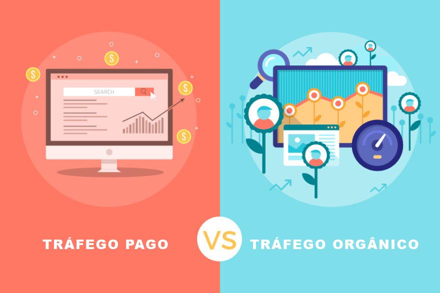 5 passos para aumentar o tráfego orgânico de um site